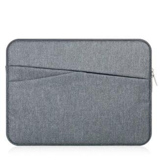 Universal Notebook Sleeve Macbook/Tablets - 31cm *21cm - Mørkegrå