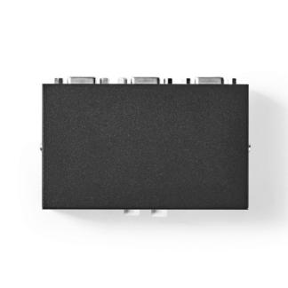 VGA switch - 2560 x 1600 @ 60 Hz - 2 vejs.