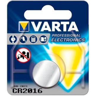 Varta Lithium Batteri CR2016 3V