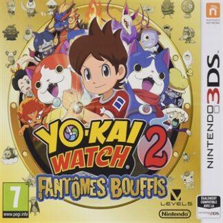 Yo-Kai Watch 2: Fantômes bouffis (FR) Nintendo 3DS