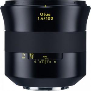 Zeiss Otus 100mm f/1.4 Nikon F (ZF.2) - Kamera objektiv
