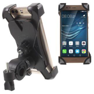 iPhone / Smartphone holder - Op til str. 180 x 92mm - Grå