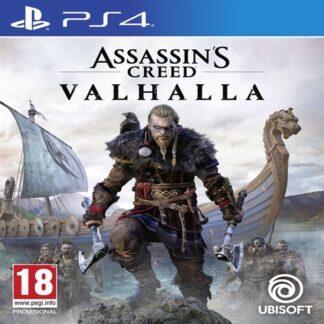 Assassin's Creed: Valhalla, PS4