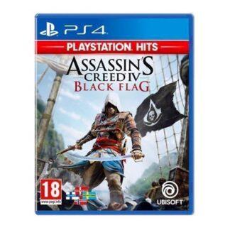 Assassin'S Creed Iv (4) Black Flag (Playstation Hits) - Ps4