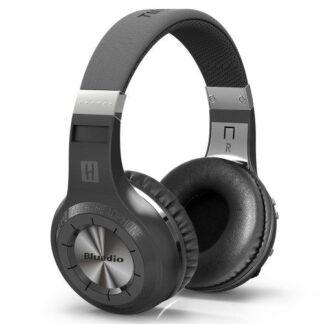 BLUEDIO HT Turbine 57mm Driver Bluetooth 4.1 Over-øre Høretelefoner - Sort