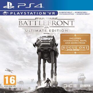 Battlefront Ultimate (Bundle Edition) - PS4