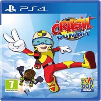 Crash Dummy - PS4