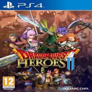 Dragon Quest Heroes 2 - Ps4
