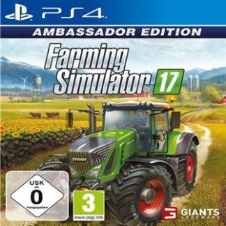 Farming Simulator 17 - Ambassador Edition - PS4