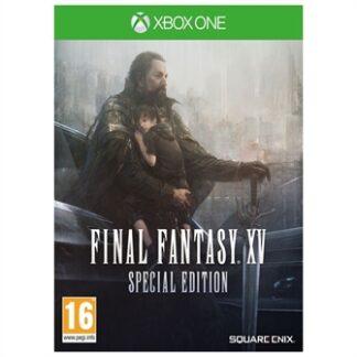 Final Fantasy XV (15) Special Steelbook Edition - Xbox One