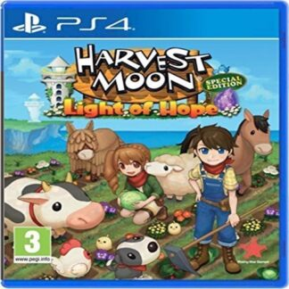 Harvest Moon Light Of Hope Special Edition - Ps4