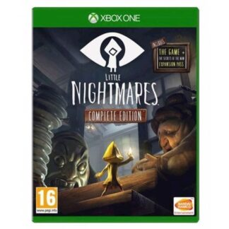 Little Nightmares, Complete Edition, PS4