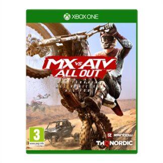 MX vs ATV: All out - Xbox One