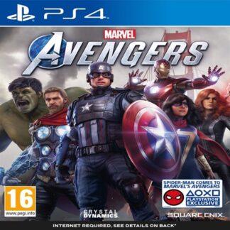 Marvel's Avengers- PS4