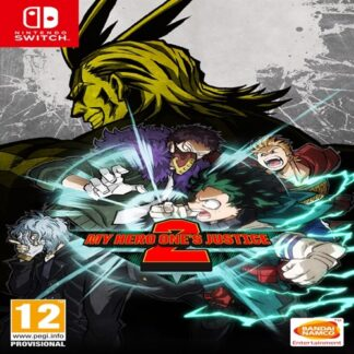 My Hero One's Justice 2, Xbox One