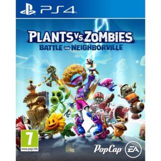 Plants Vs Zombies Battle For Neighborville Nordic, PS4