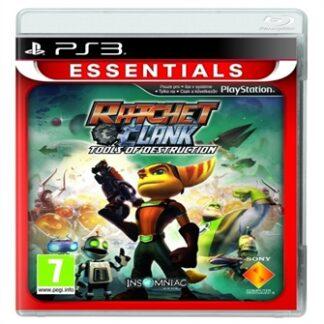 Ratchet & Clank Future: Tools Of Destruction (Essentials) - PS3
