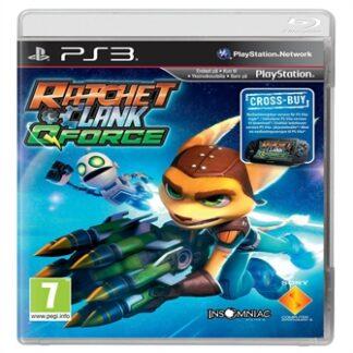 Ratchet & Clank: QForce - PS3