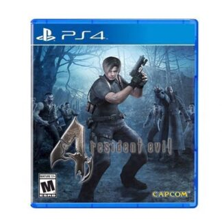 Resident Evil 4 Hd - Ps4