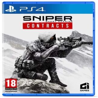 Sniper, ghost warrior contract, PS4