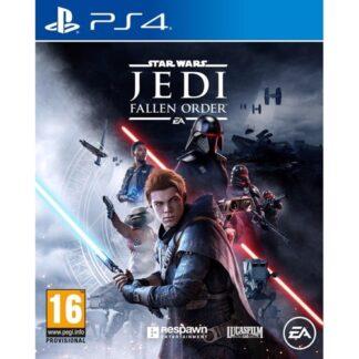 Star Wars, Jedi, Fallen Order, PS4