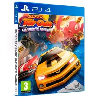 Super Toy Cars 2 Ultimate Racing - PS4