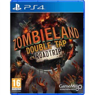 Zombieland Double Tap Roadtrip Ps4