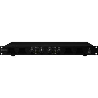 PA-4120D 100V forstærker 4x120W digital