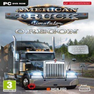 American Truck Simulator Addon Oregon - PC