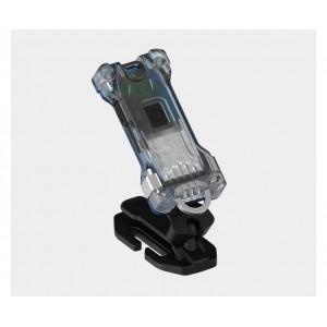 Armytek Zippy ES Blue / 160 lm / 60°:110° / headmount / magnet / IP67 / Li-Pol battery - 5 years warranty - Lommelygte