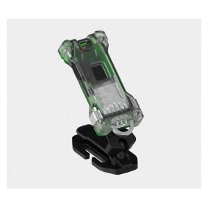 Armytek Zippy ES Green / 160 lm / 60°:110° / headmount / magnet / IP67 / Li-Pol battery - 5 years warranty - Lommelygte