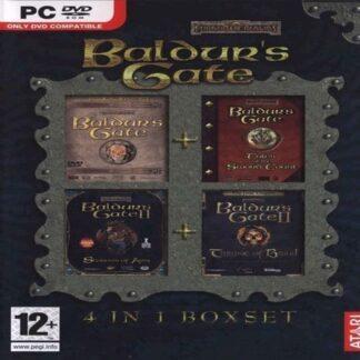 Baldurs Gate Compilation 12 adds - PC