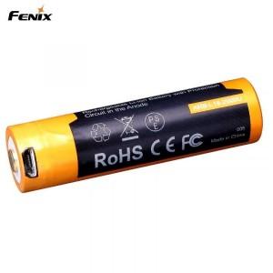 Fenix Batteries 14500 1600 Mah Usb - Batteri