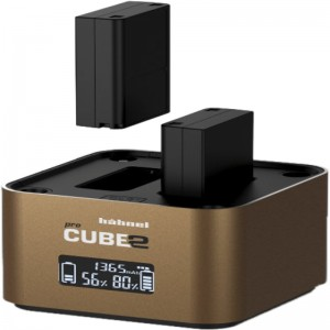 Hahnel Hähnel Procube 2 Twin Charger Olympus - Oplader