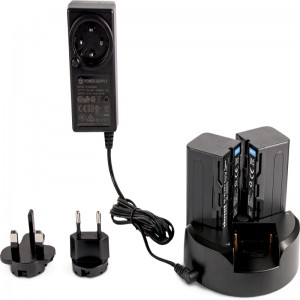 Hahnel Hähnel Trio Charger Sony L-series Kit - Oplader