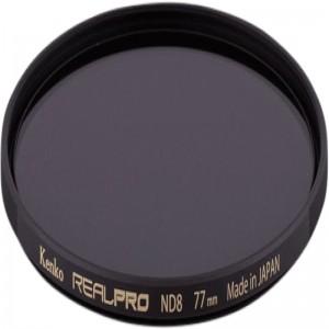 Kenko Filter Real Pro ND8 77mm - Tilbehør til kamera