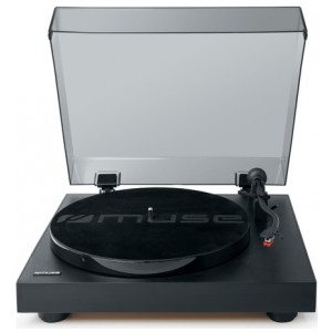 Muse Mt-105 B Turntable Usb Classic Look - Pladespiller