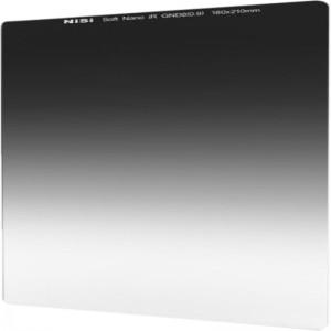 NiSi Square Nano IRGND Soft 75X100mm GND8 0.9 - Tilbehør til kamera