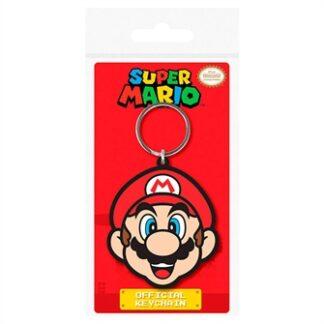 Nintendo Super Mario Bros keychain