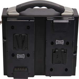 Rotolight 2 Channel V Lock Battery Charger - Oplader