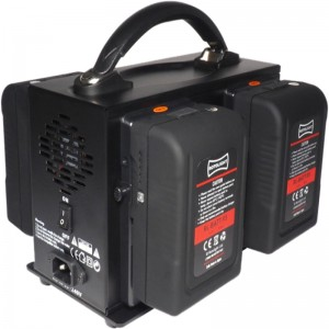 Rotolight 4 Channel V Lock Battery Charger - Oplader