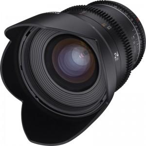 Samyang 24mm T1.5 VDSLR MK2 MFT - Kamera objektiv