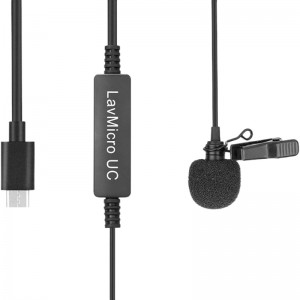 Saramonic LAVMICRO UC LAVALIER MIC FOR USB-C - Mikrofon