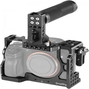 SmallRig 2096 Cage Kit for Sony A7R III - Tilbehør til kamera