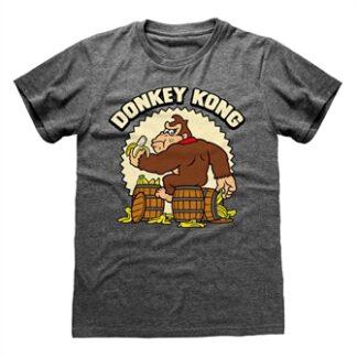 T-shirt - Nintendo Super Mario - Donkey Kong Large