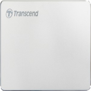 Transcend Trancend Storejet 25C3 Extra Slim HDD USB 3.1 (USB Type-C) 2TB - Harddisk